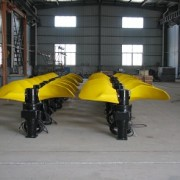 submersible slow speed propeller