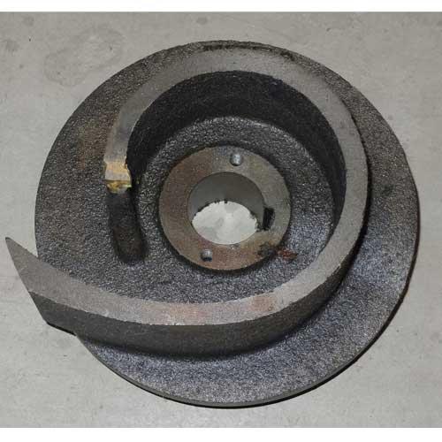 semi-open single&double impeller