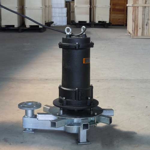 submersible centrifugal aerator