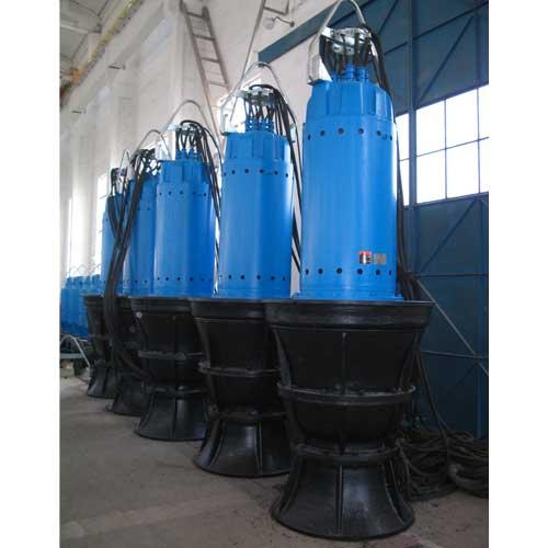 ZQB/HQB submersible axial (mixed)-flow pump